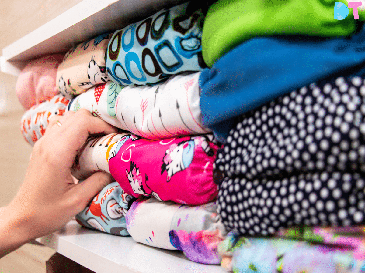 Velcro Cloth Diapers