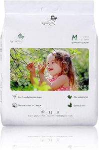 Eco Boom Bamboo Biodegradable Eco-Friendly Diapers