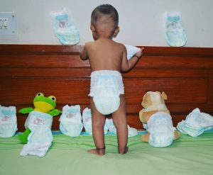 diaper without leaks