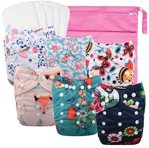 Babygoal Reusable Cloth Diapers
