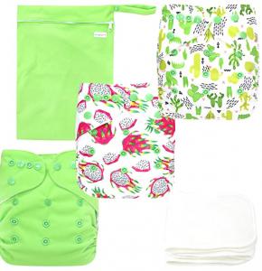 Langsprit Baby Cloth Diaper