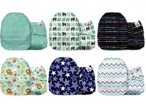 Mama Koala Pocket Cloth Diapers