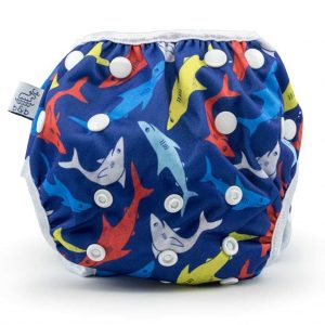 Nageuret Reusable and Adjustable Swim Diaper