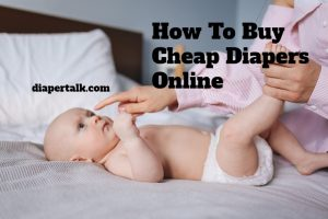 how to buy cheap diapers online