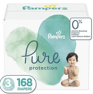 Pampers Pure Protection Diapers