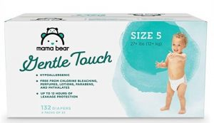 Mama Bear Gentle touch Hypoallergenic Diapers