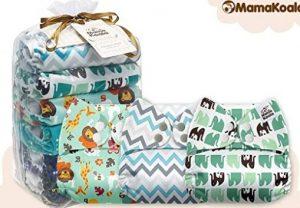 Mama Koala Reusable Pocket Cloth Diapers